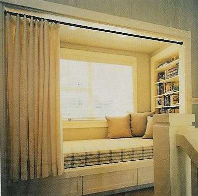 Curtains Ideas curtains for window seat : Curtains Over Window Seat - Best Curtains 2017